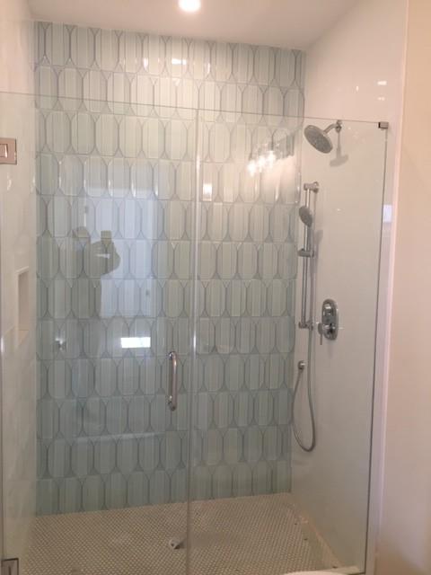 Glass mosaic Back wall