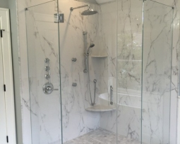 Porcelain Marble Look