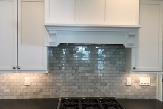 2×4 Carrara Polish Mosaic